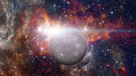 Foto de Planet Mercury. - Imagen libre de derechos