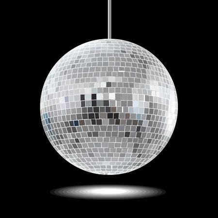 Ilustración de Disco ball - Imagen libre de derechos