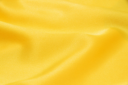 Photo for yellow satin - Royalty Free Image