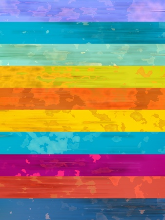 Photo for Colourful background with backgrounds for banners like a rainbow softly smudge with spots like Earth maps - Royalty Free Image