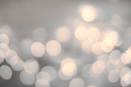 Photo for Vintage Christmas background with bokeh lights. - Royalty Free Image