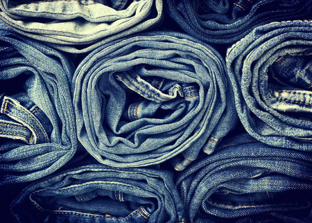 Foto für denim background - Lizenzfreies Bild