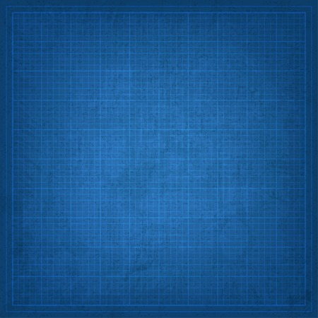 Illustration pour Blueprint old background - image libre de droit