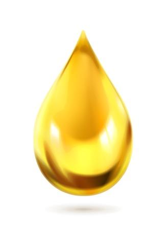 Illustration pour Oil drop, icon - image libre de droit