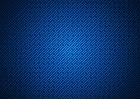 Illustration pour Abstract blue vector background with stripes - image libre de droit