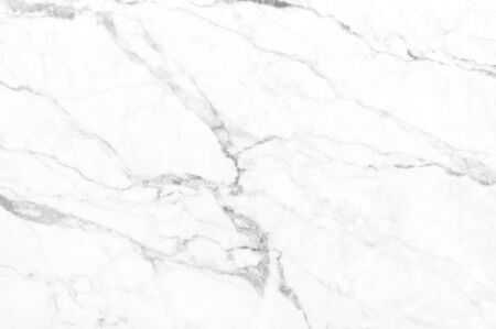 Photo for White marble texture in natural pattern with high resolution for background and design art work. White stone floor. - Royalty Free Image