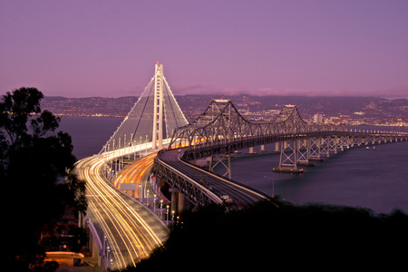 New San Francisco to Oakland Bay Bridge