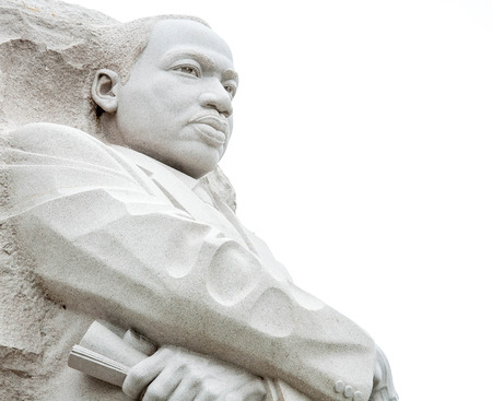Foto de Martin Luther King, Jr Monument in Washington, DC - Imagen libre de derechos