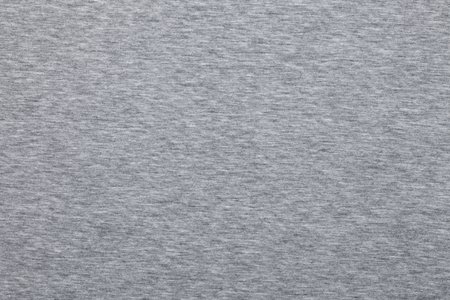 Photo pour Real heather grey knitted fabric made of synthetic fibres textured background - image libre de droit