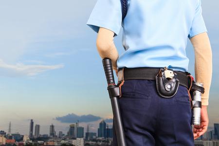 Foto de Security guard - Imagen libre de derechos