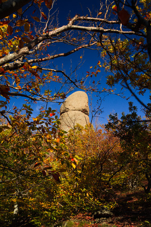 Photo for Mountain range Demerdzhi, the Republic of Crimea. - Royalty Free Image