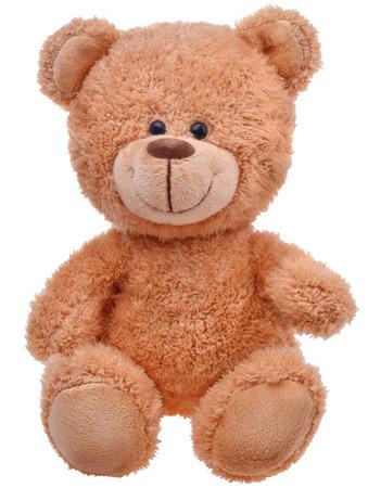 Photo pour brown teddy bear - image libre de droit