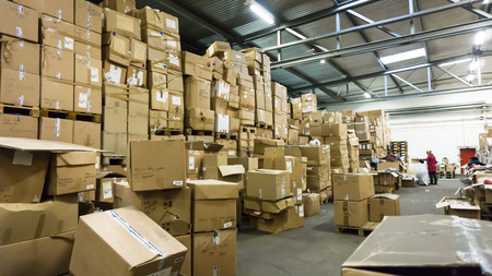 Photo for warehouse. store. storehouse. hall - Royalty Free Image