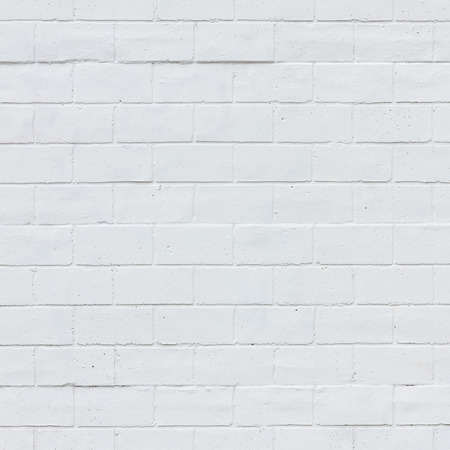 Foto de White brick wall texture background - Imagen libre de derechos