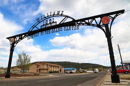 Foto de Route 66 in Arizona - Imagen libre de derechos