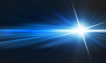 Foto de Background image with light beams and rays - Imagen libre de derechos