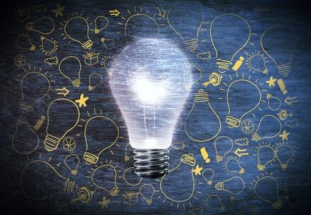 Foto de brainstorming - Imagen libre de derechos