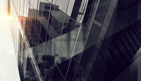 Photo pour Modern business lifestyle. Mixed media - image libre de droit