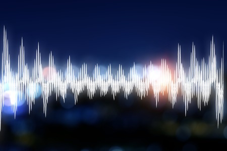 Photo for Music sound concept - Royalty Free Image