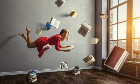 Foto de Expanding the imagination. Mixed media - Imagen libre de derechos