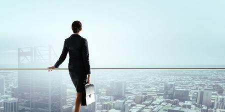 Photo pour Big city business - image libre de droit