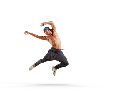 Photo for Dance is his lifestyle - Royalty Free Image