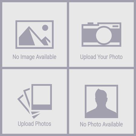 Ilustración de No photo, upload an image illustration, image - Imagen libre de derechos
