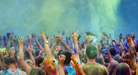 Photo for Holi Festival - Royalty Free Image