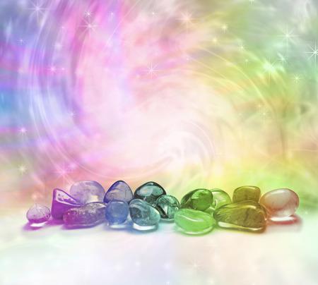 Foto de Cosmic Healing Crystals  - Imagen libre de derechos