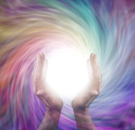 Foto de Healing Vortex - Imagen libre de derechos