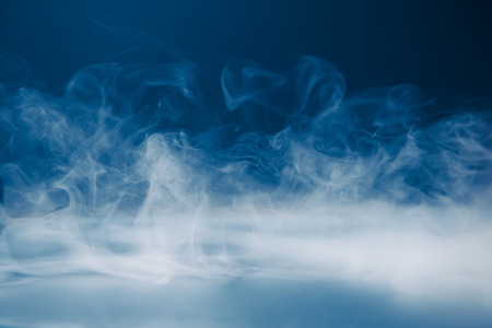 Photo for smoke background and dense fog - Royalty Free Image