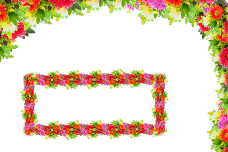 Photo for flowers frame - Royalty Free Image
