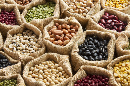 Photo for Legumes, beans seed - Royalty Free Image