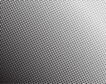 Illustration for halftone dotted and circle art background, abstract pattern, can be used for wallpaper, pattern fills, web page background,surface textures. - Royalty Free Image