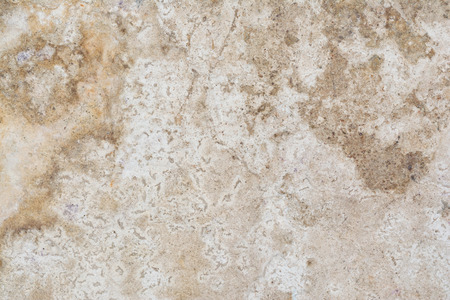 Foto de Texture of the surface of an old antique wall with a plaster layer destroyed from moisture, a lot of cracks, irregularities, blisters on the wall, abstract background - Imagen libre de derechos