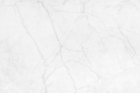 Foto de White marble texture with natural pattern for background. - Imagen libre de derechos