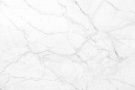 Foto de White marble pattern texture for background. - Imagen libre de derechos