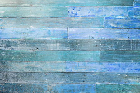 Photo for high resolution blue wood texture background . - Royalty Free Image