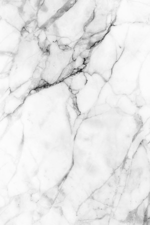 Foto de White marble patterned texture background. Marbles of Thailand. - Imagen libre de derechos