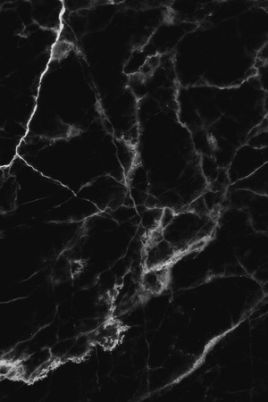 Photo pour black marble patterned (natural patterns) texture background, abstract marble texture background for design. - image libre de droit