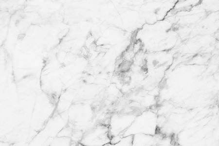 Foto de Marble patterned texture background. Marbles of Thailand, abstract natural marble black and white (gray) for design. - Imagen libre de derechos