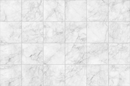 Foto de Marble tiles seamless flooring texture, detailed structure of marble in natural patterned  for background and design. - Imagen libre de derechos