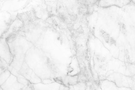 Foto de White gray marble patterned natural patterns texture background. - Imagen libre de derechos