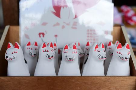 Foto de Inari statue souvenir - Imagen libre de derechos