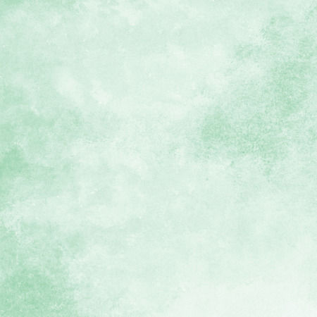 Photo for mint green watercolor texture background, hand painted - Royalty Free Image