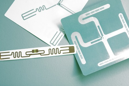 Photo for Rfid Labels - Royalty Free Image