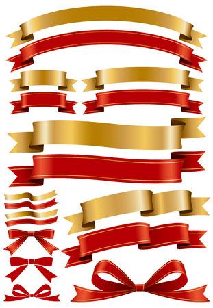 Illustration pour Ribbon - image libre de droit
