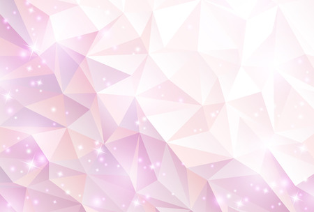 Ilustración de Abstract polygonal background - Imagen libre de derechos
