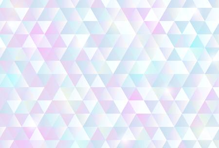 Ilustración de Pastel color triangle pattern background - Imagen libre de derechos