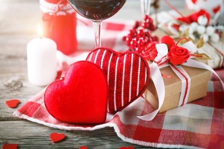 Photo pour Valentines day card. Mothers day. Selective focus, - image libre de droit